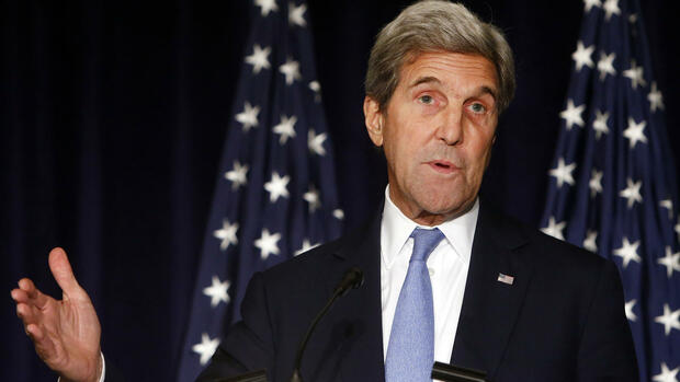 John Kerry Quelle: AP
