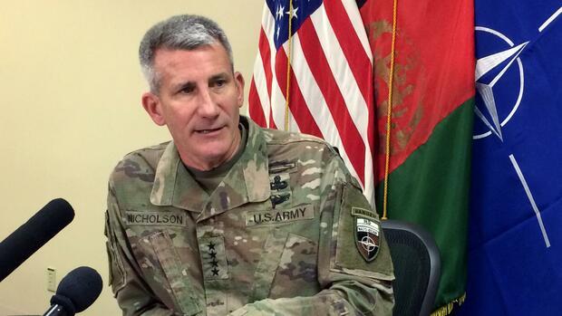 USA - Manche Taliban-Gruppen sind zu Friedensgesprächen bereit