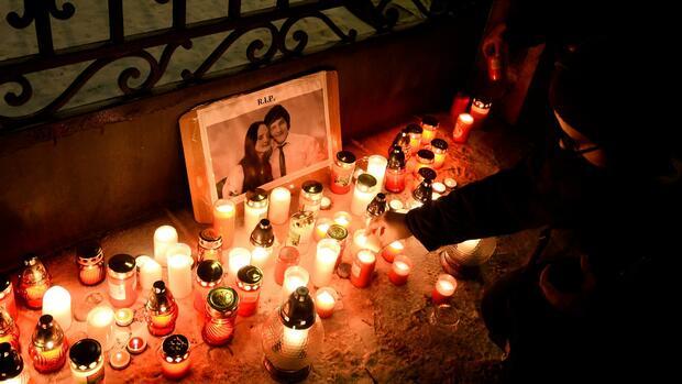 Bericht: EU-Delegation nach Journalistenmord in die Slowakei