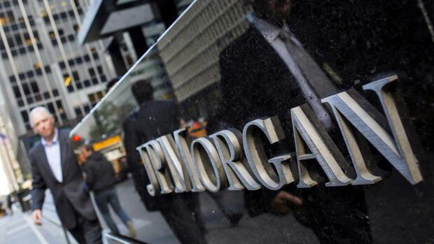 Trumps Steuerreform kostet JP Morgan Milliarden - vorerst
