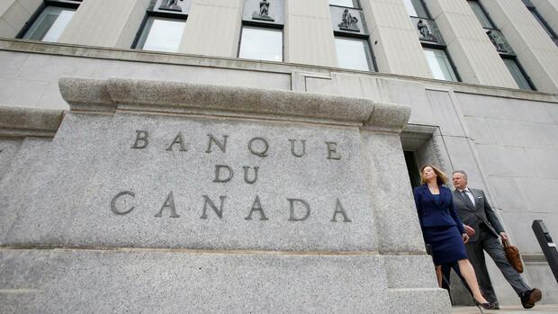 Bank of Canada: Kanadas Notenbank erhöht Leitzins erneut