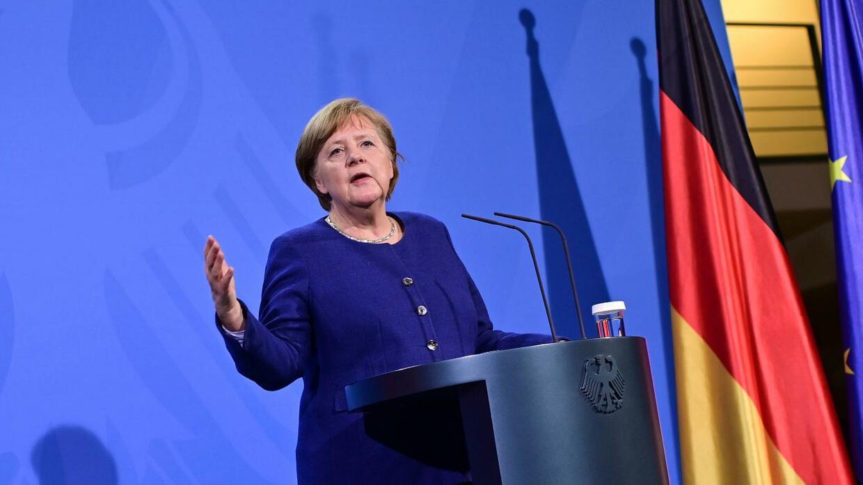 Merkel will EU-Impfpass in den kommenden drei Monaten