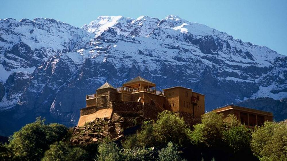 Hotel Kasbah du Toubkal in Marokko Quelle: National Geographic Travel
