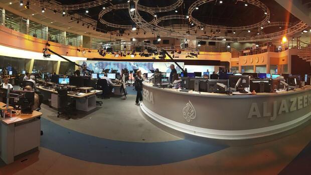 Twitter-Konto von TV-Kanal Al-Dschasira scheinbar gesperrt