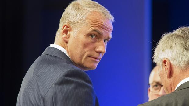 Deutsche Börse Hauptversammlung: Carsten Kengeter wehrt sich gegen Vorwürfe