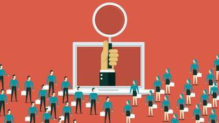 Was ist der richtige Job für mich?: Algorithmus sticht Stellenanzeige