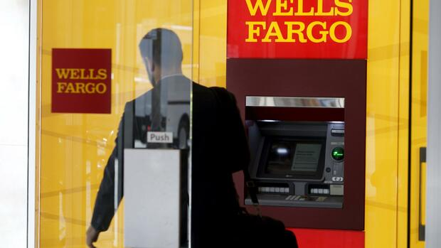 Klasse 2 – Wells Fargo Quelle: REUTERS