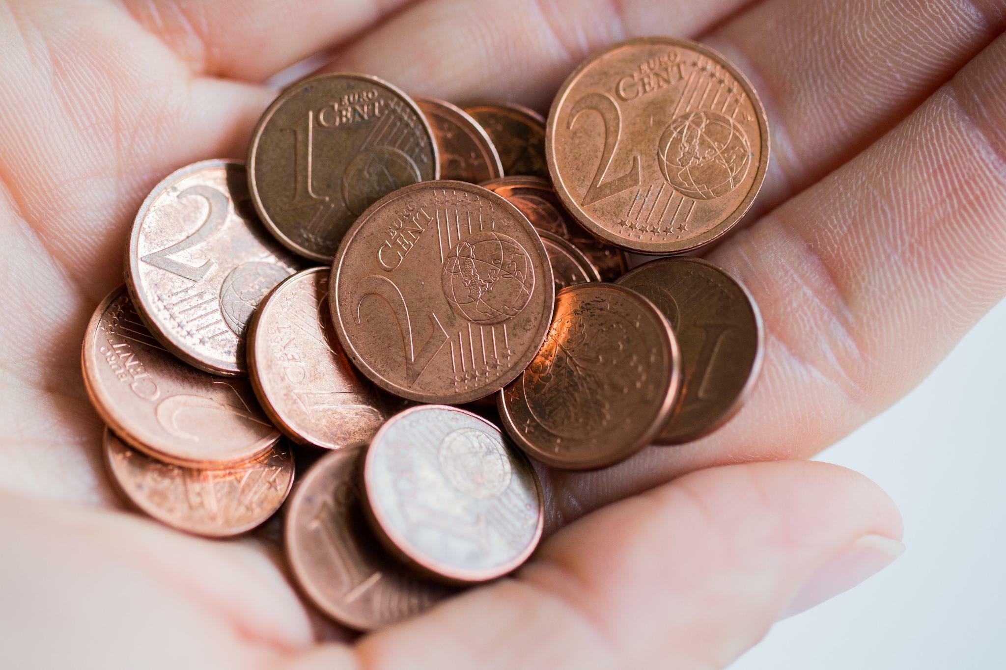 Euro Kleinmünzen Bleiben Deutschland Will Am Meisten Produzieren