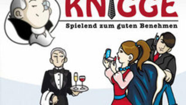 Knigge-Spiel Cover Quelle: RTL Playtainment