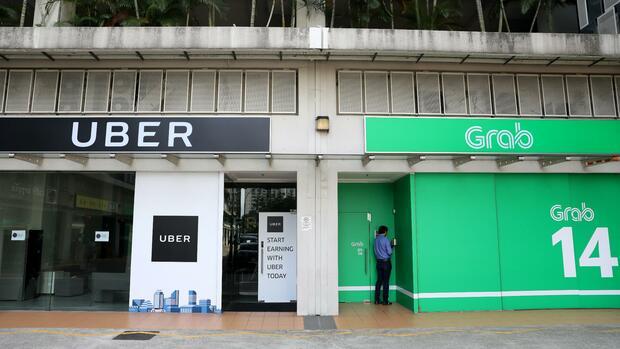 Mitfahrdienst: Uber-Konkurrent Grab plant Millioneninvestition in Vietnam