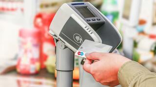 Bundesbank-Umfrage: Kontaktloses Zahlen mit EC-Karte ist auf dem Vormarsch