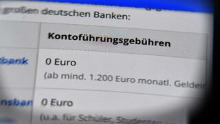 Girokonto: So bekommen Sie mehr Durchblick bei Kontogebühren