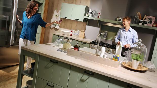 Trend zur Luxus-Kochstelle: \
