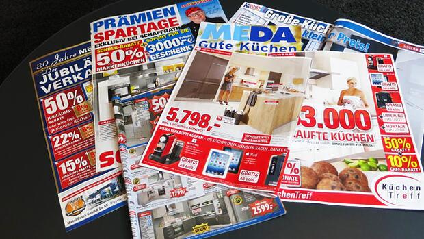 markenk chen die scheinrabatte der k chenh ndler handel unternehmen wirtschaftswoche. Black Bedroom Furniture Sets. Home Design Ideas