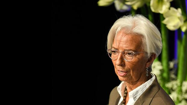 Christine Lagarde Quelle: imago images