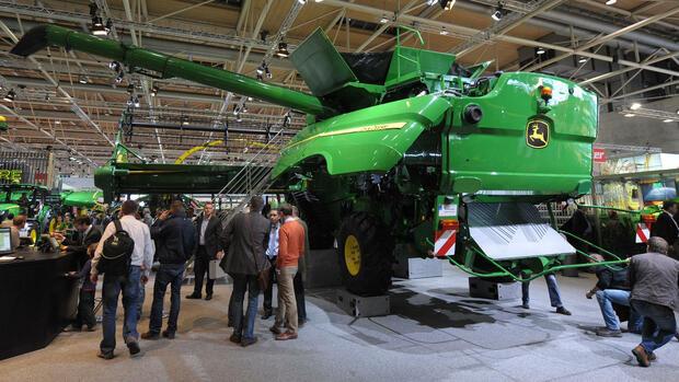 Wirtgen Group: Deere landet Milliardendeal mit deutschem Mittelständler