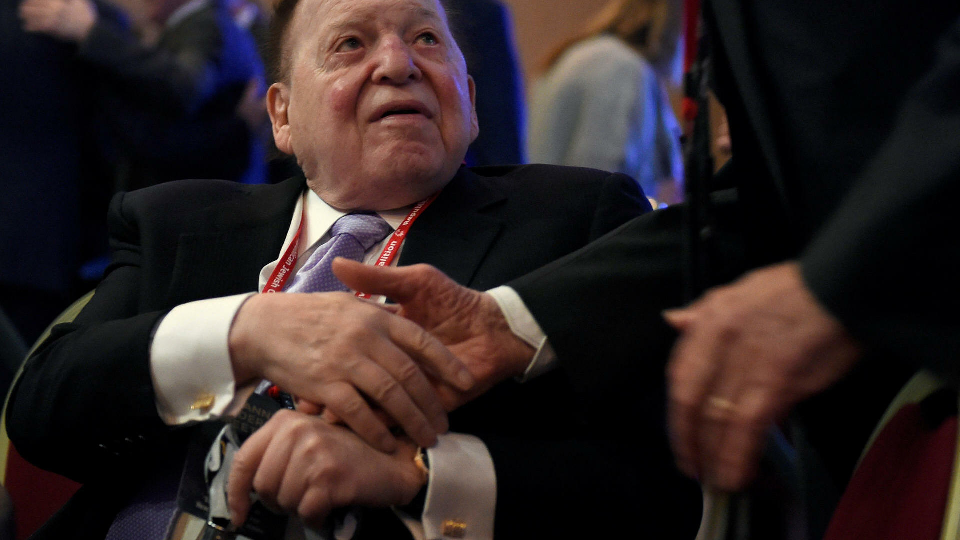 Sheldon Adelson Quelle: REUTERS