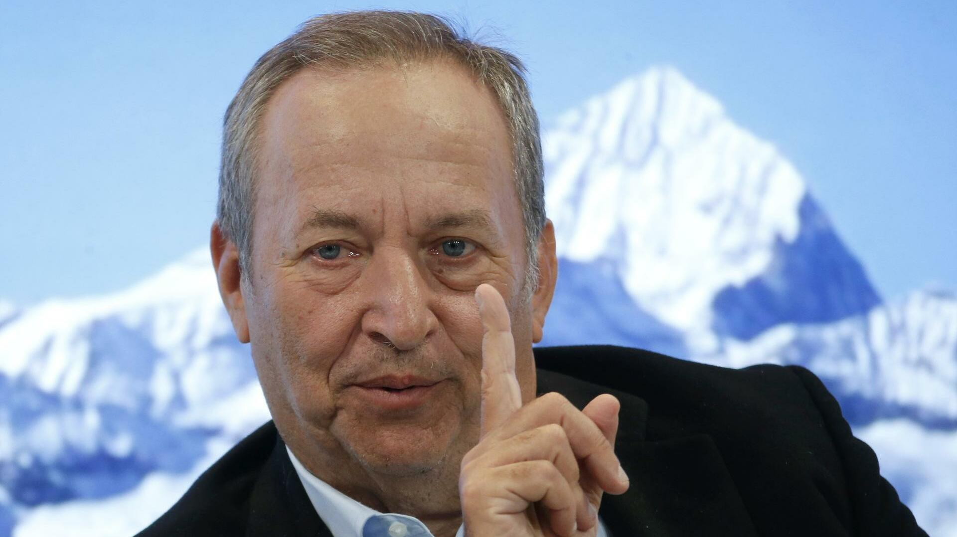 Lawrence Summers, US-Ökonom