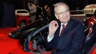 Automobil-Ikone Lee Iacocca: Der Vater des Ford Mustang ist tot