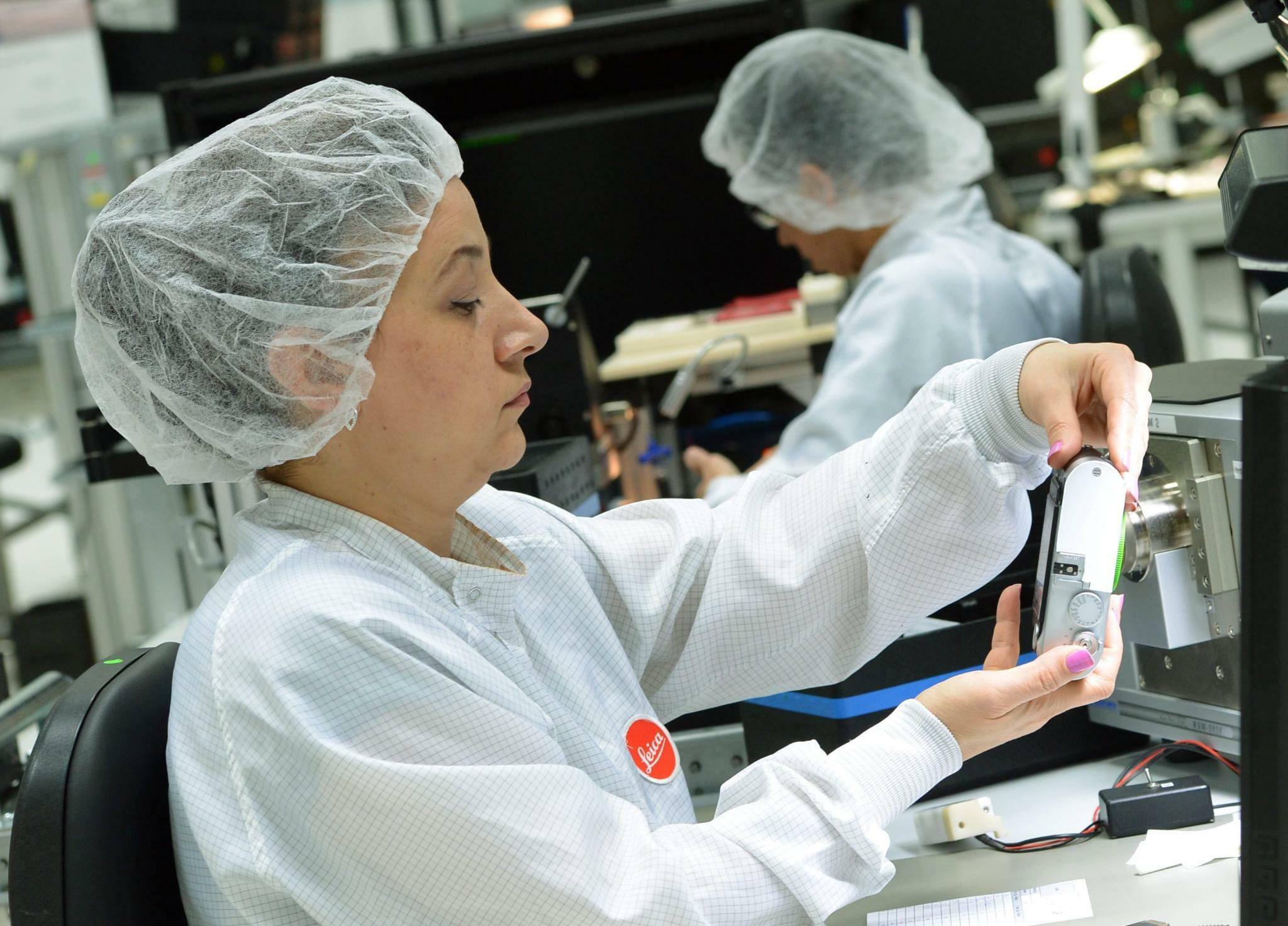 Umbruch in der Foto-Industrie: Kamerahersteller Leica baut 80 Stellen ab