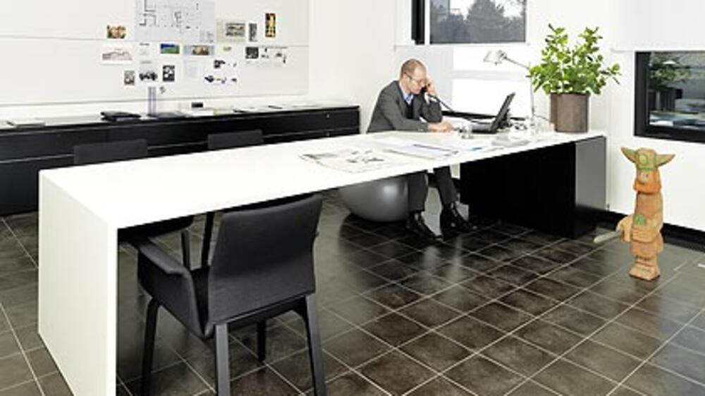 Leo Lübke, Chef Der Möbelmanufakturen Interlübke Und Cor