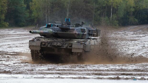 Bundeswehr soll 80 weitere Panzer bekommen