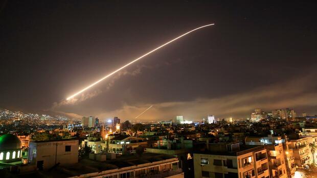 Die fünf Folgen aus den Luftangriffen gegen Syrien