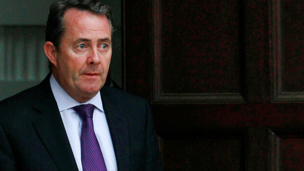 Liam Fox Quelle: REUTERS