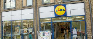 Discounter in Großbritannien:Ein Start-up namens Lidl
