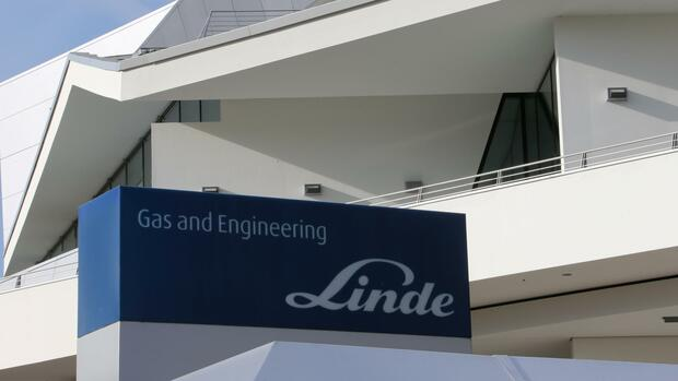 Linde Gas and Engineering Quelle: dpa