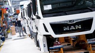 Lkw-Bauer: MAN besiegelt Sparplan – Werk in Steyr steht vor Verkauf