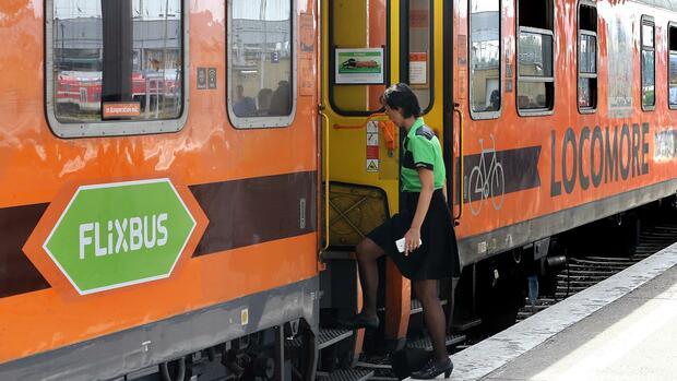 Flixbus betreibt künftig auch Züge