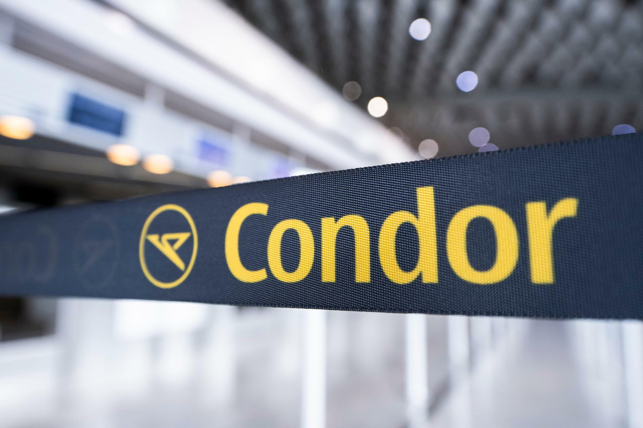 Ferienfluggesellschaft: EU-Kommission genehmigt Überbrückungskredit für Condor