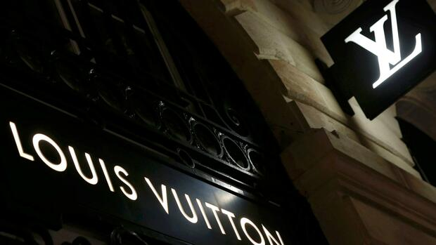 Louis Vuitton Quelle: REUTERS