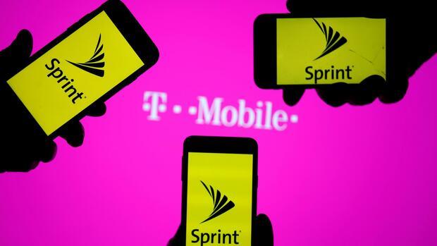 T-Mobile US und Sprint werben in Washington für Fusionspläne