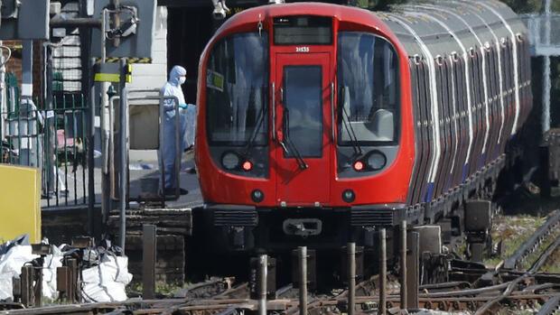 Londoner U-Bahn-Anschlag: Polizei nimmt dritten Verdächtigen fest