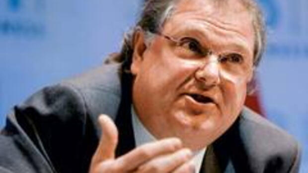 Lord Digby Jones Quelle: rtr