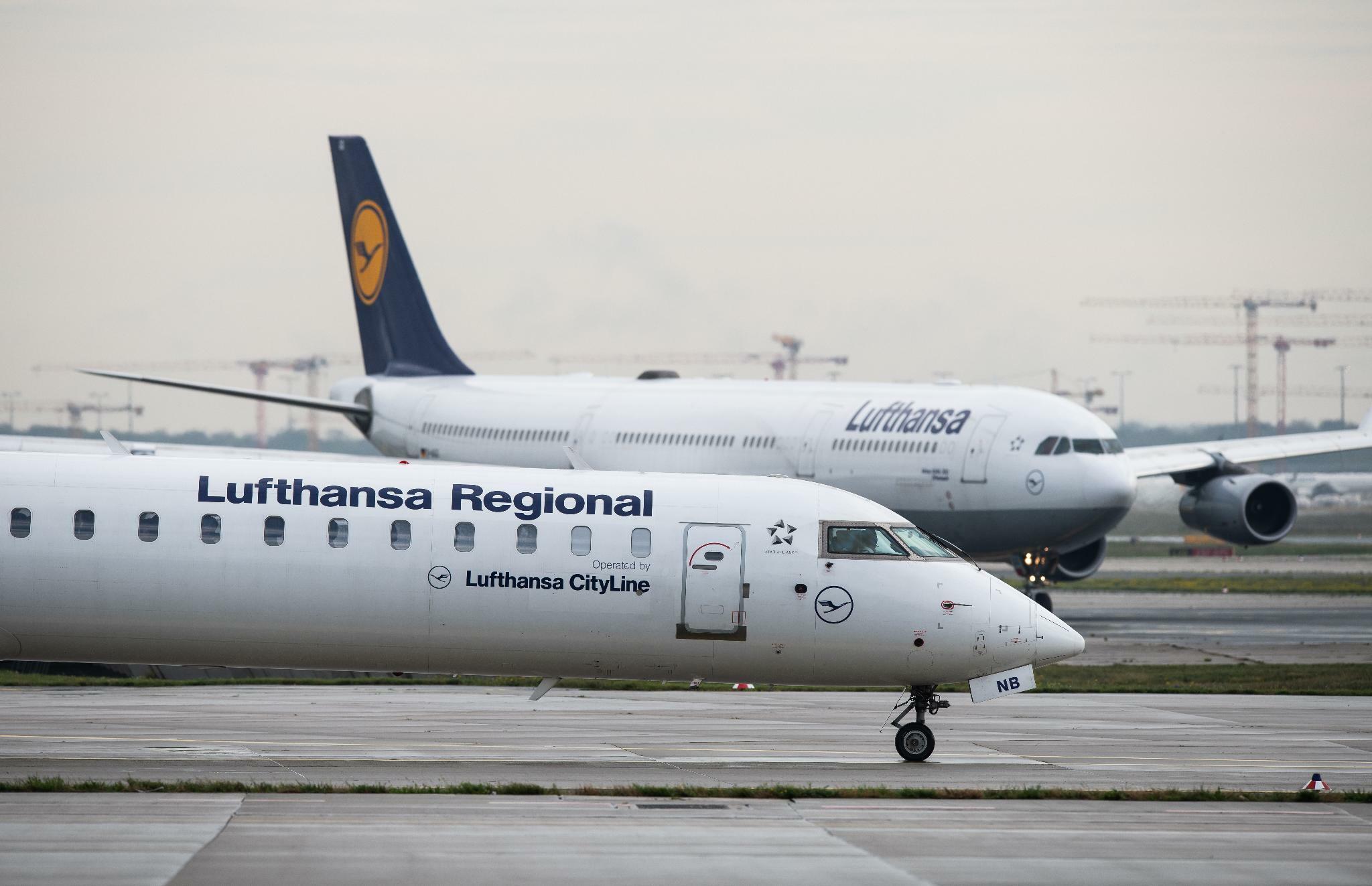 Fluggesellschaft: UFO und Lufthansa Cityline einigen sich auf Tarifpaket
