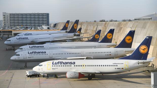 Flugverkehr - Lufthansa und Ufo streiten