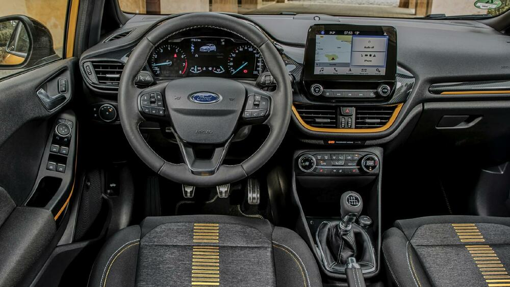 Ford Fiesta Active Quelle: Ford