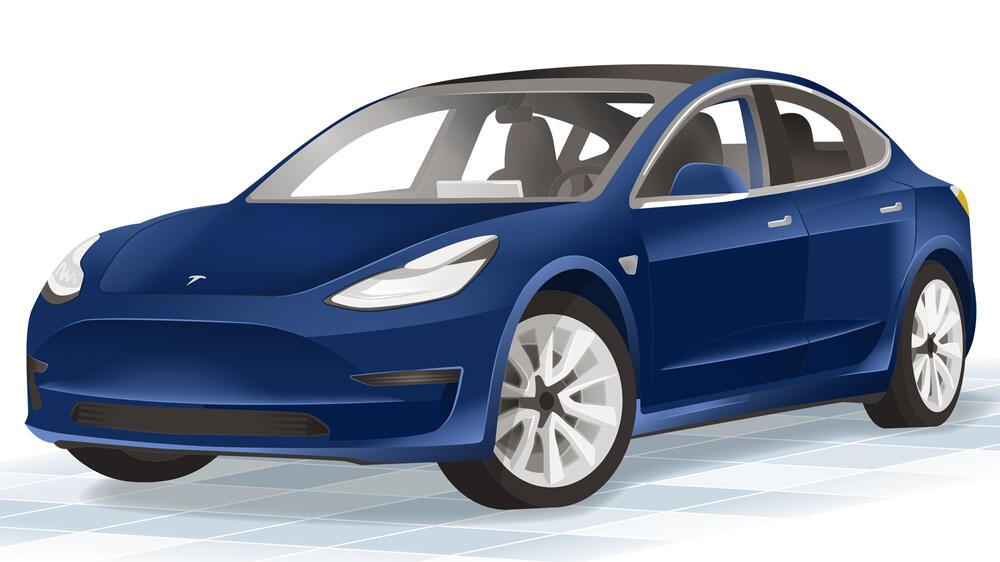 So ist Teslas Hoffnungsträger aufgebaut