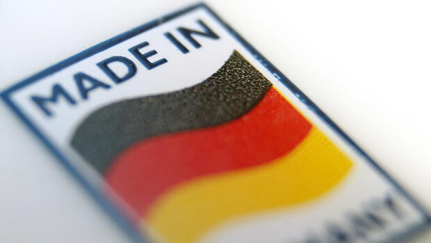 Made in Germany Quelle: dpa