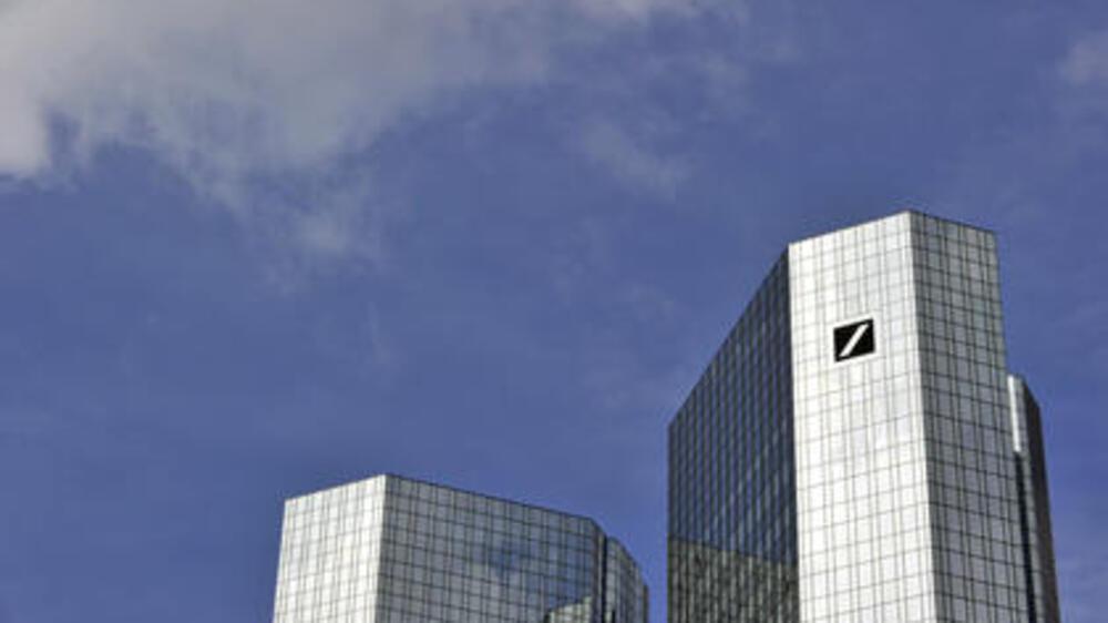 Deutsche Bank Märkte