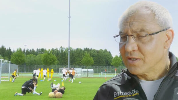 Felix Magath Quelle: Screenshot