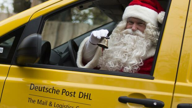 Deutsche Post Quelle: REUTERS