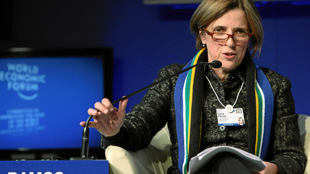 Platz 11: Maria Ramos Quelle: World Economic Forum