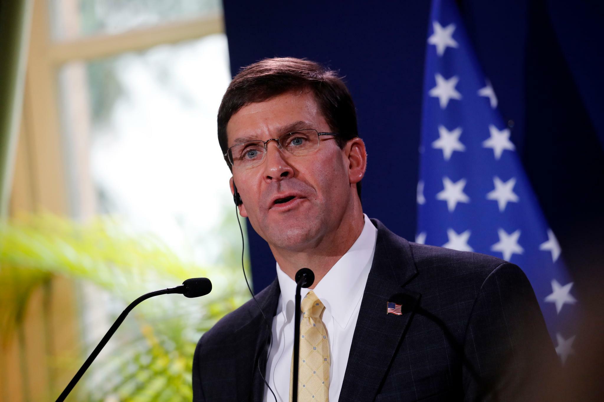 Golf-Konflikt: USA verlegen weitere Truppen in den Nahen Osten