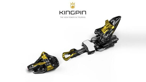 ISPO Award - Ski Product of the Year: Marker - Kingpin Quelle: Presse