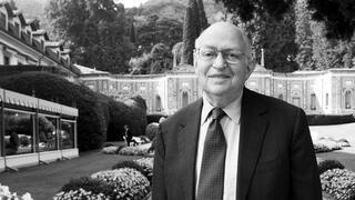 Im Alter von 79 Jahren: Ökonom Martin Feldstein ist gestorben