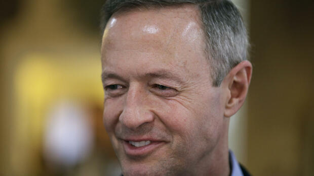 Martin O'Malley Quelle: AP